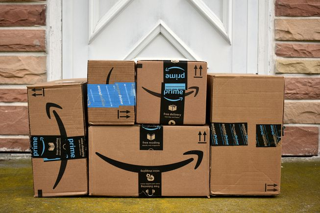 Don't Panic If Your Amazon Package is Damaged