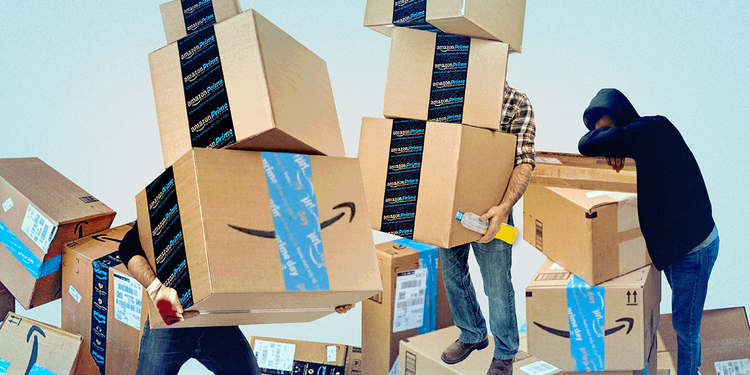 What You Need to Do if Your Amazon Package Was Lost or Stolen?