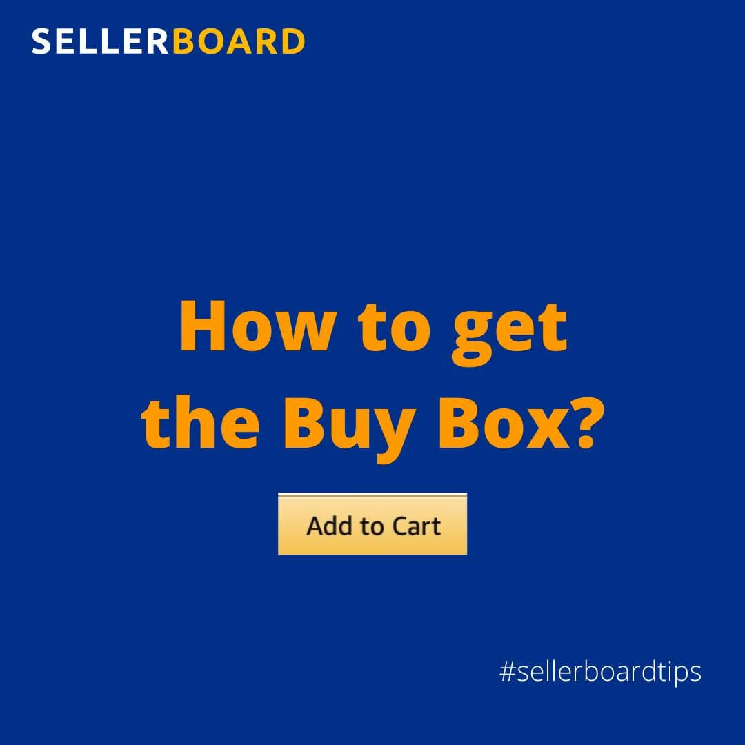 How to get the Buy Box?